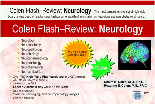 Neurology Board Review- Colen Flash Review: Neurology