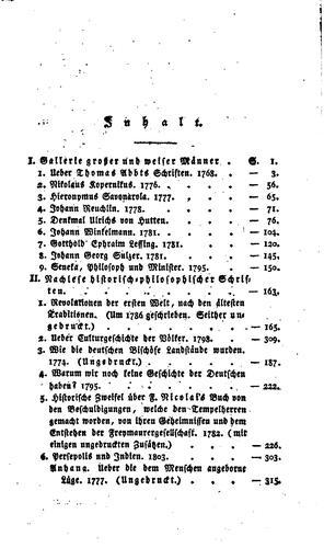 Johann Gottfried von Herder's sämmtliche Werke…