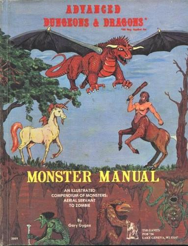 Download Advanced dungeons & dragons, monster manual