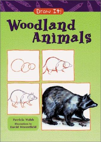 Woodland Animals (Draw It)