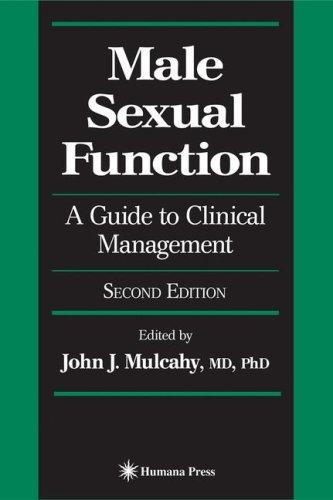Download Male Sexual Function