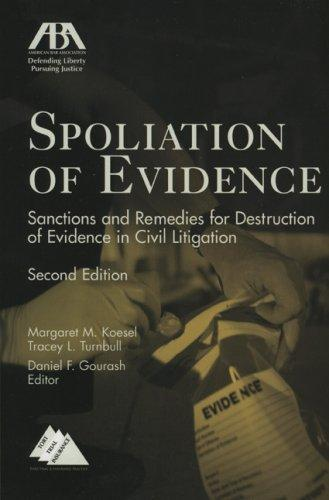 Download Spoliation of evidence