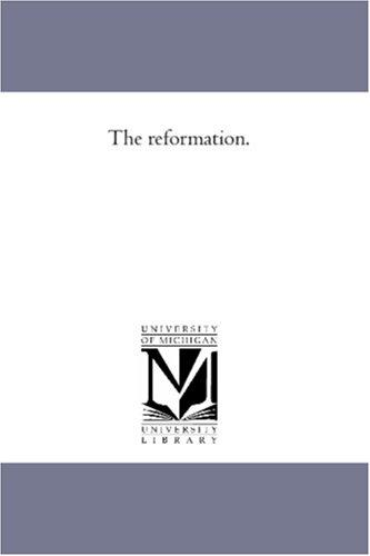 Download The reformation.