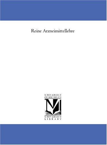 Download Reine Arzneimittellehre