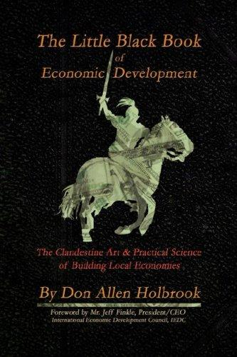 The Little Black Book of Economic Development