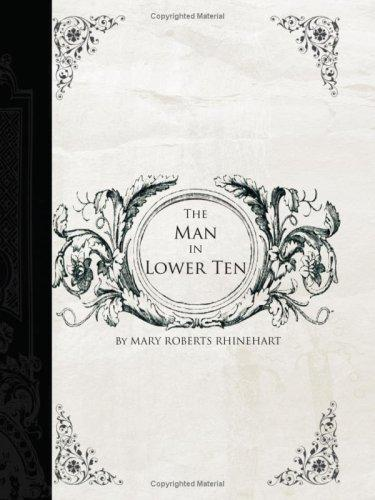 The Man in Lower Ten  (Large Print Edition)