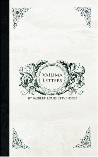 Download Vailima Letters
