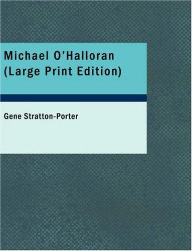 Michael O'Halloran (Large Print Edition)