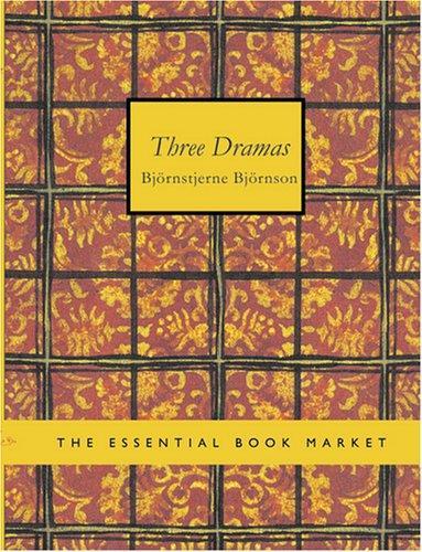 Three Dramas (Large Print Edition)
