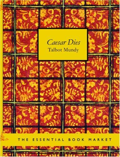 Caesar Dies (Large Print Edition)
