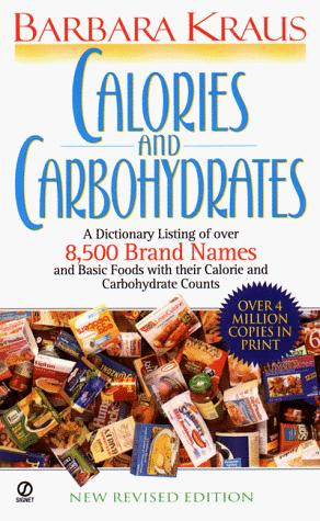 Calories and carbohydrates