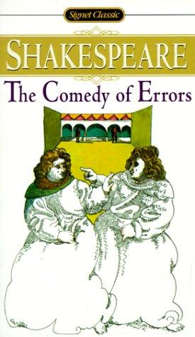 Download The Comedy of Errors (Shakespeare, Signet Classic)