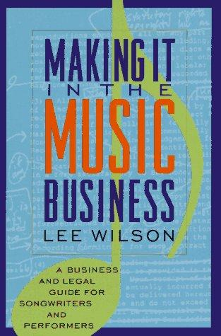 Download Making it in the music business