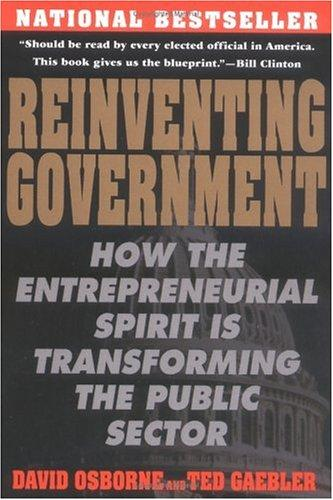 Download Reinventing government