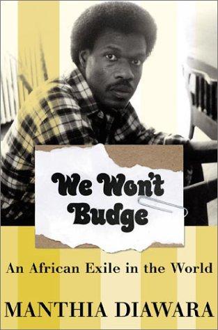 Download We won't budge