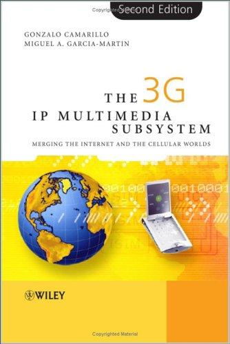 The 3G IP multimedia subsystem (IMS) (Open Library)