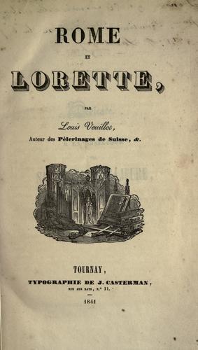 Download Rome et Lorette