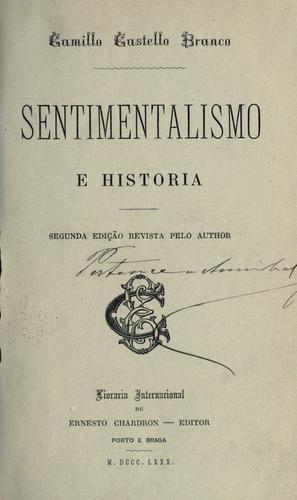 Download Sentimentalismo e historia