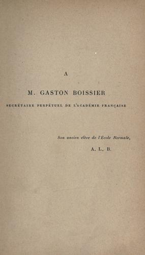 Balzac, l'homme et l'oeuvre.