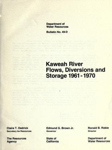 Download Kaweah river
