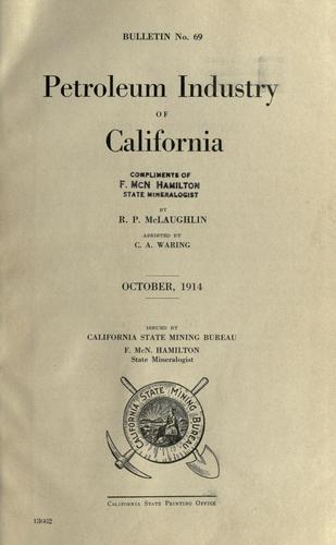 Download Petroleum industry of California