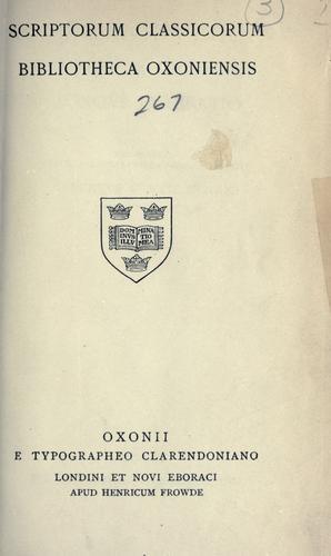 Q. Asconii Pediani Orationvm Ciceronis qvinqve enarratio