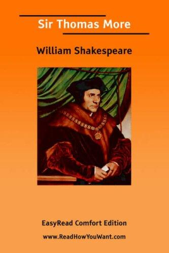 Download Sir Thomas More EasyRead Comfort Edition