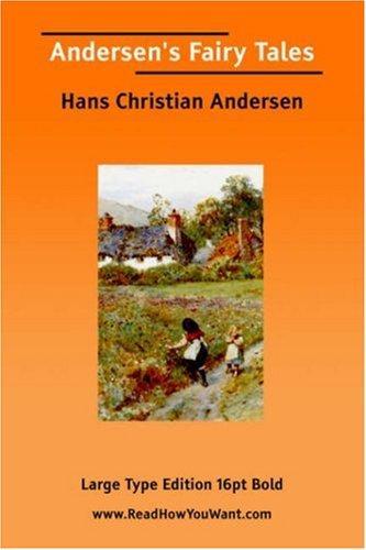 Andersen\'s Fairy Tales (Large Print)