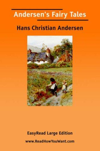 Download Andersen\'s Fairy Tales EasyRead Large Edition