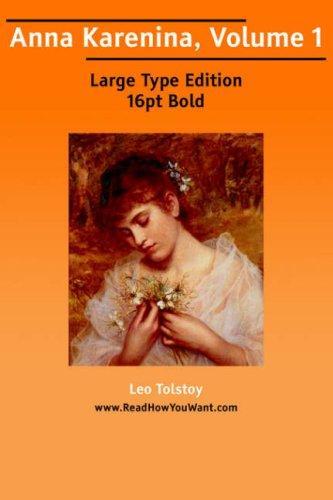 Download Anna Karenina, Volume 1