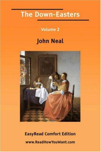 Download The Down-Easters Volume 2 EasyRead Comfort Edition
