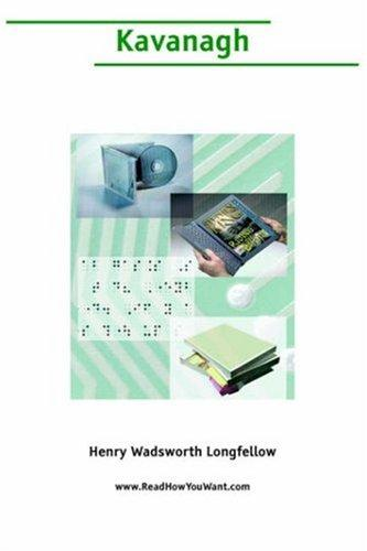 Download Kavanagh (Large Print)