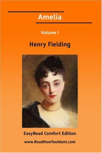 Download Amelia Volume I EasyRead Comfort Edition