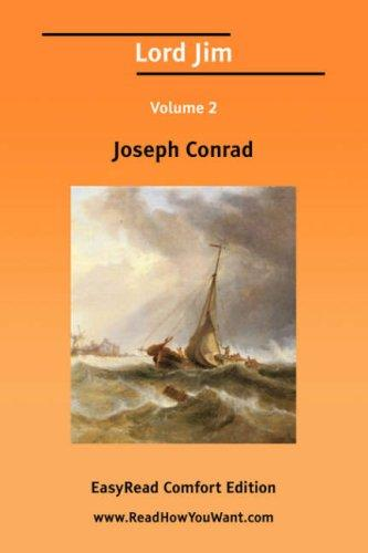Download Lord Jim Volume 2 EasyRead Comfort Edition