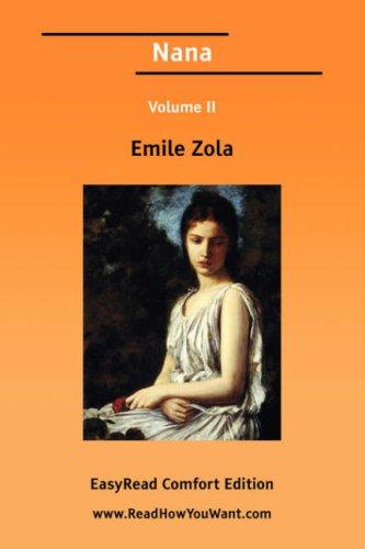 Download Nana Volume II EasyRead Comfort Edition