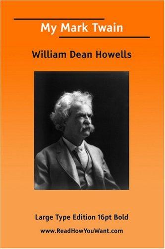 Download My Mark Twain  (Large Print)