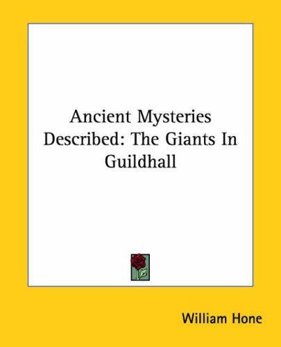 Download Ancient Mysteries Described
