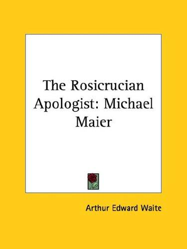Download The Rosicrucian Apologist