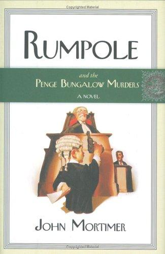 Download Rumpole and the Penge Bungalow murders