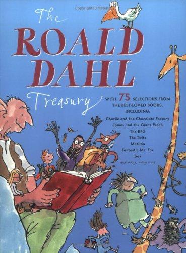 Download Roald Dahl Treasury