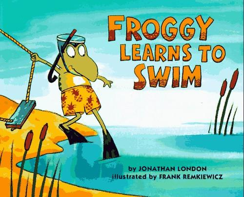 Download Froggy learns to swim