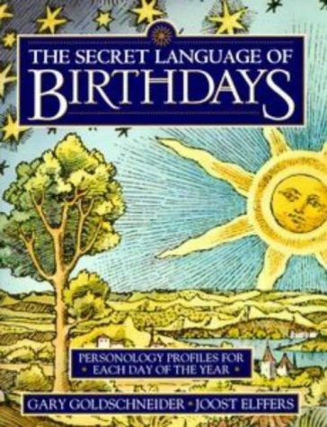 Download The secret language of birthdays