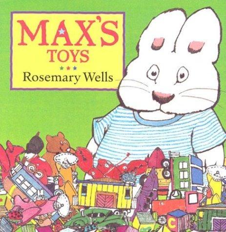 Max's Toys (Max Board Books)