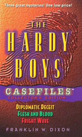 The HARDY BOYS CASEFILES COLLECTORS EDITION