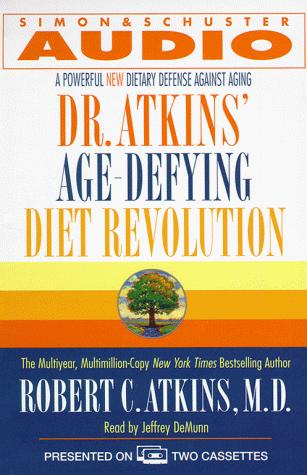Download Dr. Atkins' Age-Defying Diet Revolution