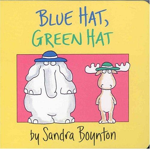 Download Blue hat, green hat