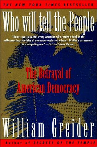 Download Who Will Tell The People?