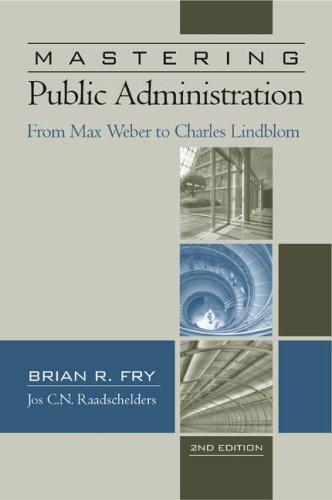 Download Mastering Public Administration