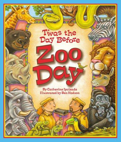 Download Twas the Day Before Zoo Day