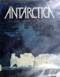 Cover of: Antarctica   C. Bond